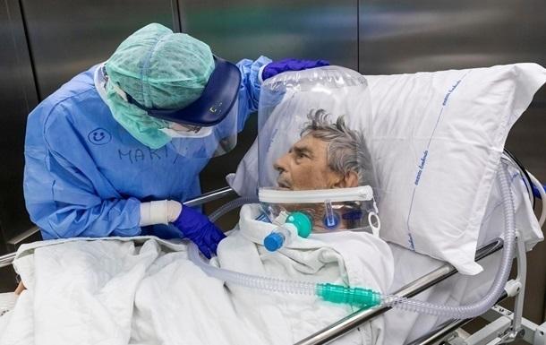 В мире от коронавируса умерли уже более 2 миллионов человек