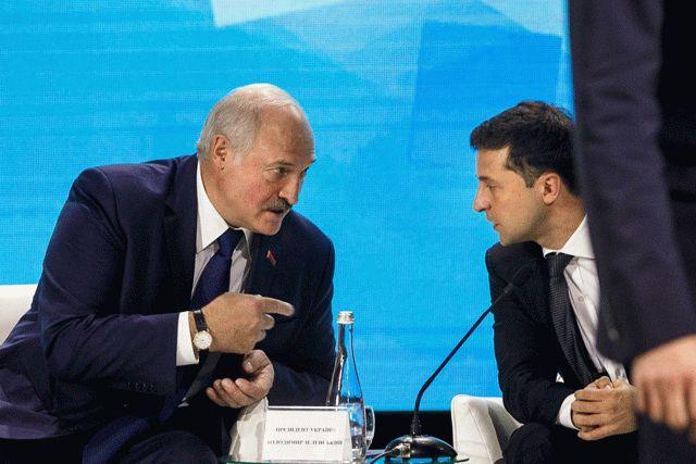 Лукашенко заявил о желании наладить отношения с Зеленским