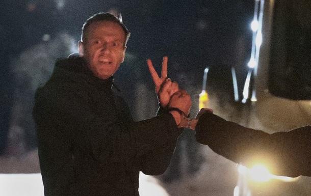 Алексея Навального привезли в СИЗО «Матросская тишина»