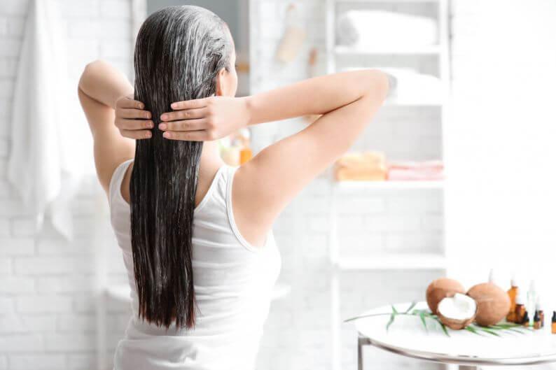 Широкий ассортимент масок для волос для создания объема