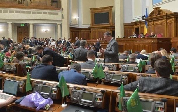 Рада приняла закон о вакцинации от коронавируса в Украине