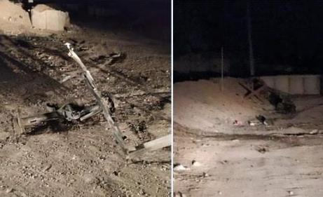 В Сирии возле российской военной базы совершен теракт