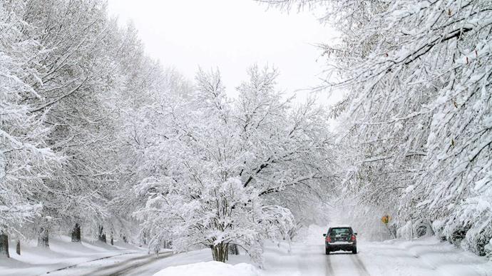 На выходных морозы в Украине усилятся до минус 24 градусов