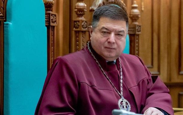 Глава КСУ Тупицкий с семьей вылетел из Украины