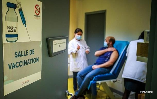 Власти Украины обратились за помощью в получении вакцины от коронавируса