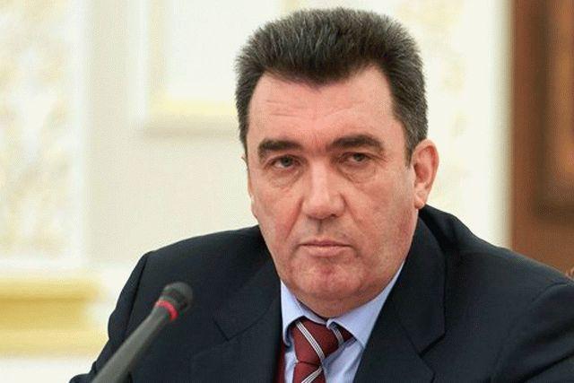 Данилов анонсировал введение санкций против нардепов
