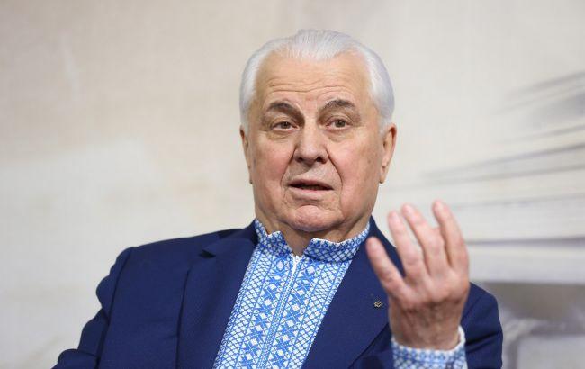 Кравчук объяснил, почему Зеленский пока не выполнил обещания по Донбассу
