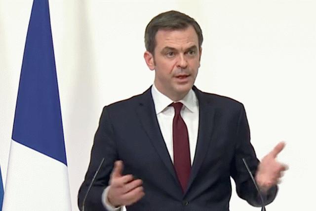 Глава Минздрава Франции рассказал об опасности двух новых штаммов коронавируса