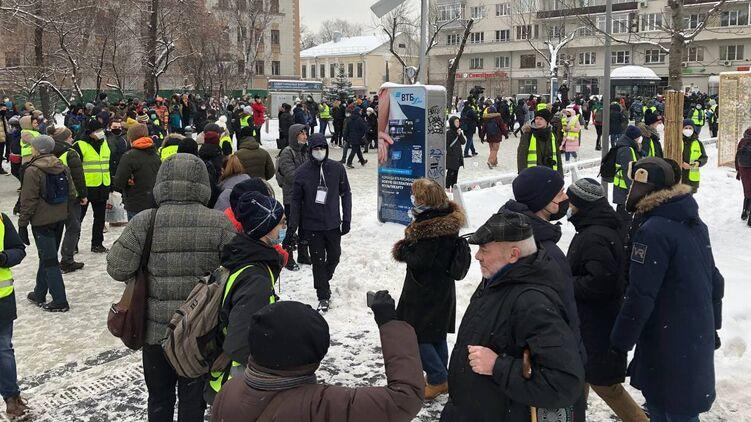 Штаб Навального объявил о новой акции протеста в России