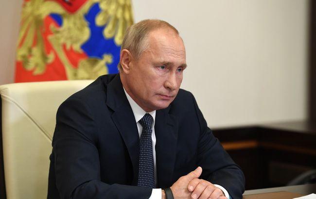 Путин заявил, что не бросит Донбасс