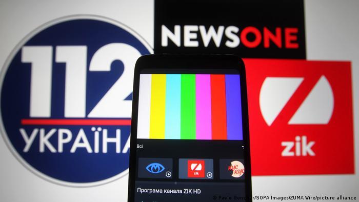 Путин прокомментировал закрытие в Украине «телеканалов Медведчука»