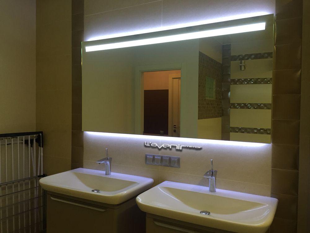 Зеркало с подсветкой от компании Style Room