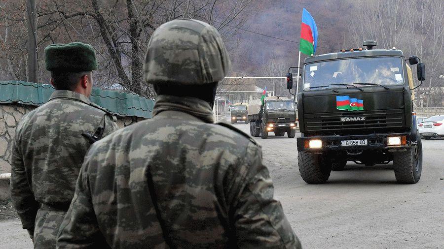 В Нагорном Карабахе погиб азербайджанский военный, еще двое ранены