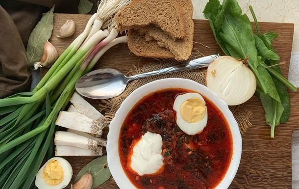 Украинский борщ занял третье место в ТОП-20 самых вкусных первых блюд мира