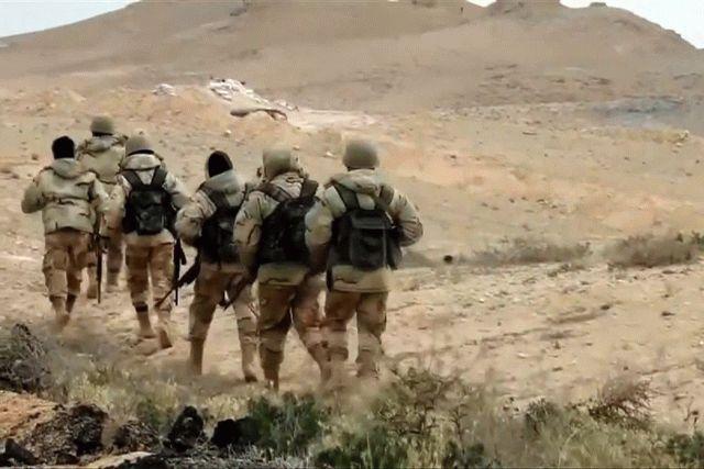 В Сирии ПТУРом взорвана группа российских наемников