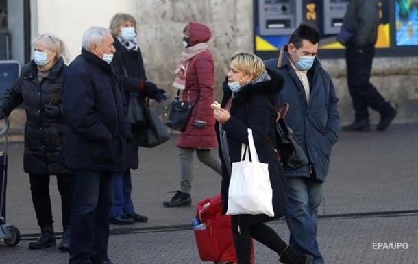 В Украине вновь зафиксирован рост заболеваемости коронавирусом
