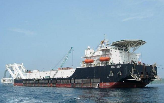 США сняли санкции с европейских компаний за участие в строительстве «Северного потока-2»