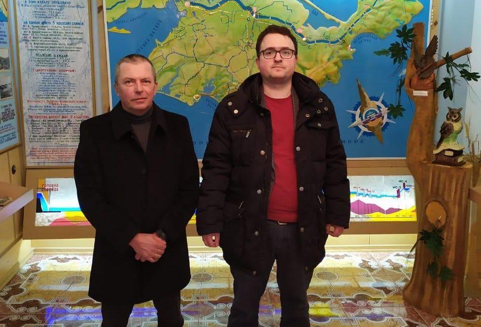 У Зеленского реализуют проект по недопущению подачи воды в Крым