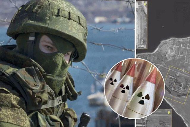 Расследователи выяснили, где в Крыму расположены ядерные объекты