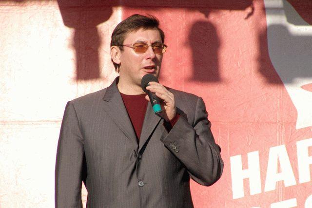 Юрий Луценко станет ведущим собственного ток-шоу на ТВ