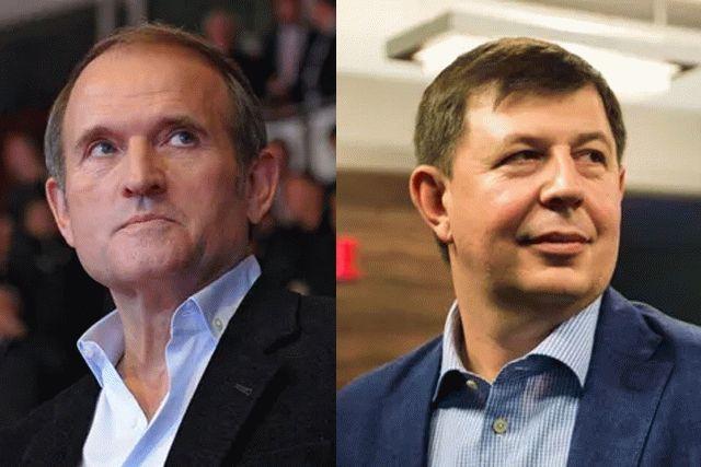 Семьи Медведчука и Козака участвуют в крупном российском проекте