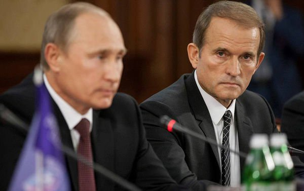 Песков озвучил последствия введения санкций против Медведчука