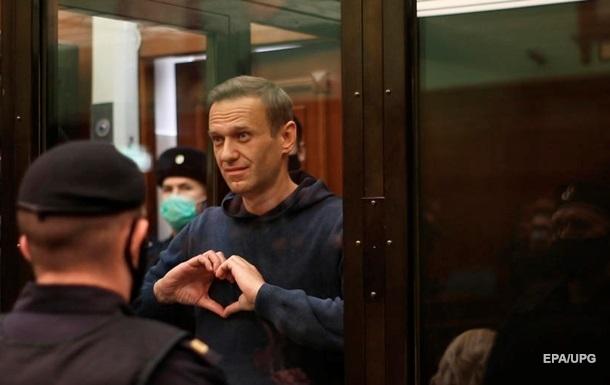 В России раскритиковали Навального из-за Украины