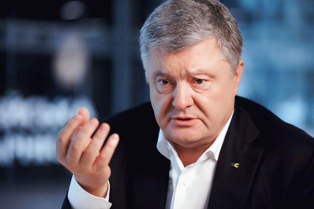 Порошенко поддержал санкции против Медведчука и Козака