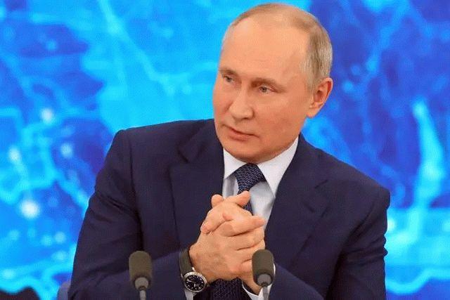 Путин заявил, что Россию хотят заставить платить за геополитический проект в Украине