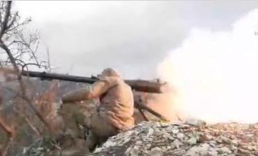 В Сирии повстанцы атаковали блокпост российских наемников
