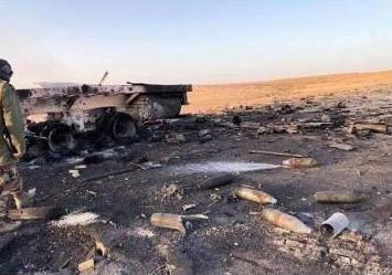 В Сирии повстанцы уничтожили ДРГ российских наемников