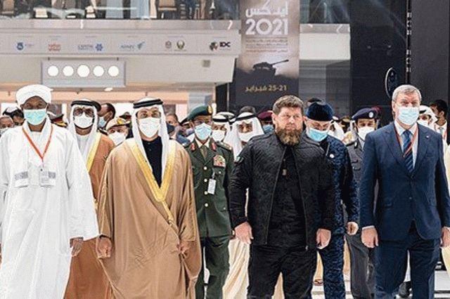 Уруский объяснил свою встречу с Кадыровым в ОАЭ