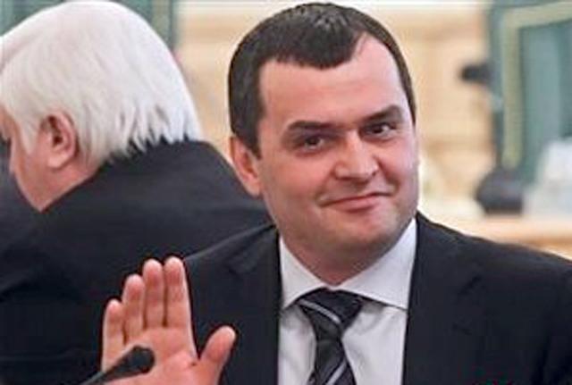 Беглый министр Захарченко хочет возглавить «ЛДНР»