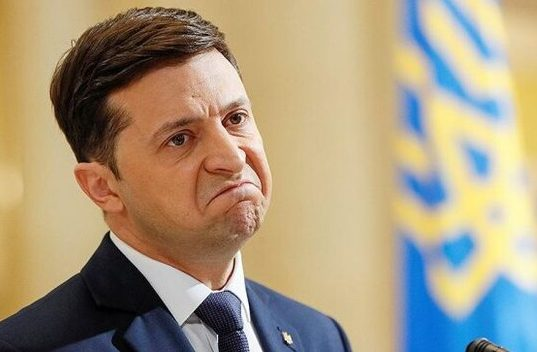 Зеленский резко высказался об инициативе России по Донбассу