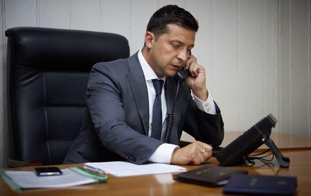 Зеленский провел переговоры с главой Pfizer