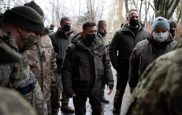 Зеленский обозначил дальнейшие действия по Донбассу