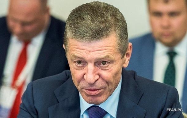 Кремль внес предложение по обязательствам Украины в отношении Донбасса