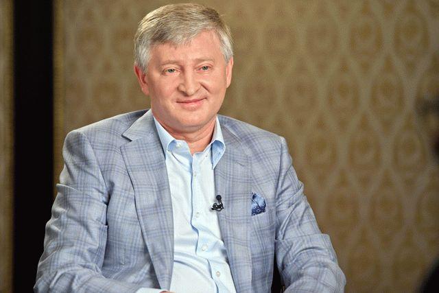 Ахметов возглавил рейтинг самых богатых украинцев