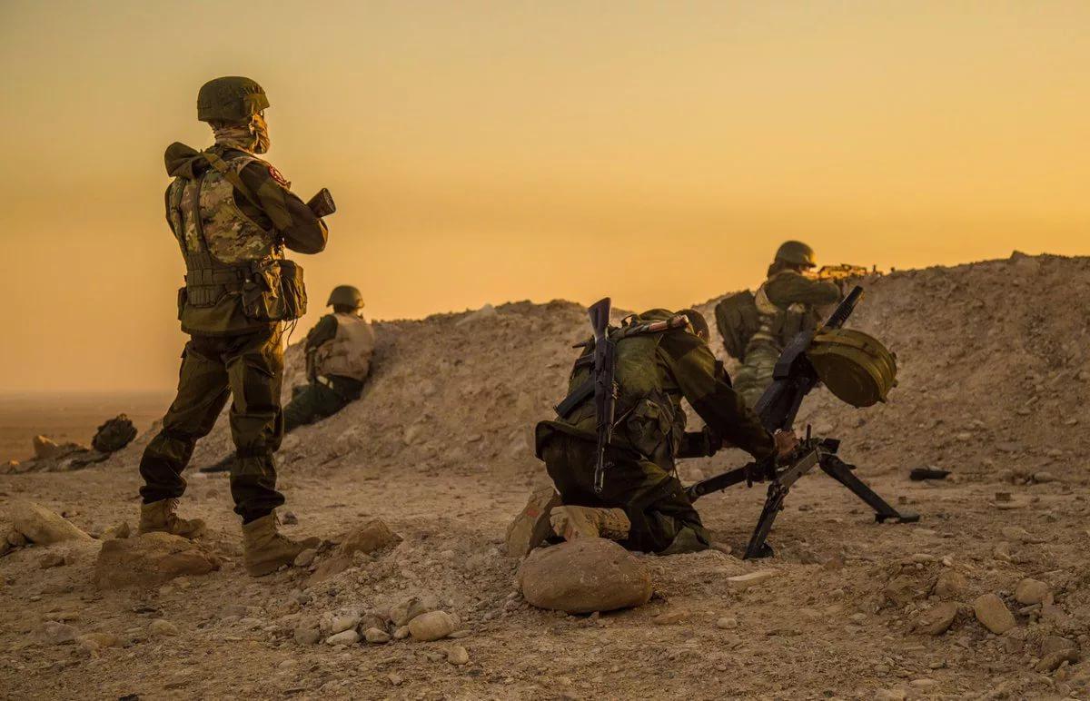 Российские военные ушли из важного города в Сирии