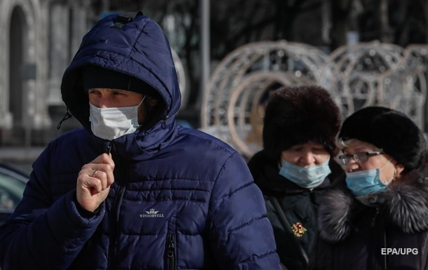 В Украине за прошлые сутки коронавирус выявили почти у 13 тысяч человек