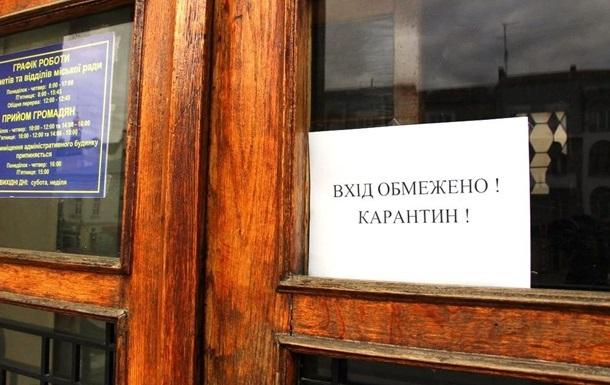 В СНБО заявили о возможности введения в Украине полного локдауна