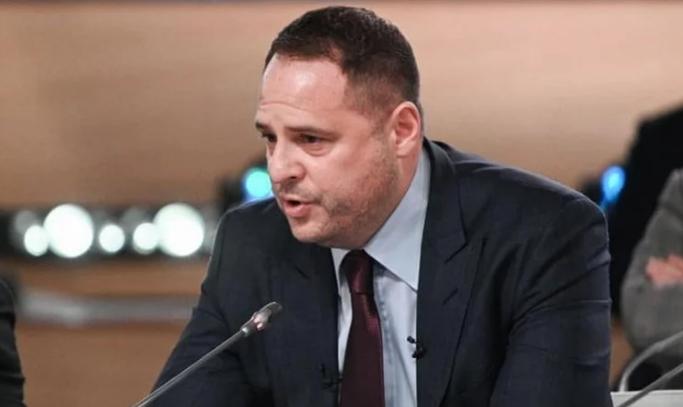 Ермак отверг предложения Кремля по Донбассу