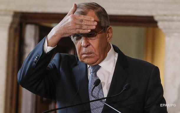 Лавров высказал новые претензии в адрес Украины