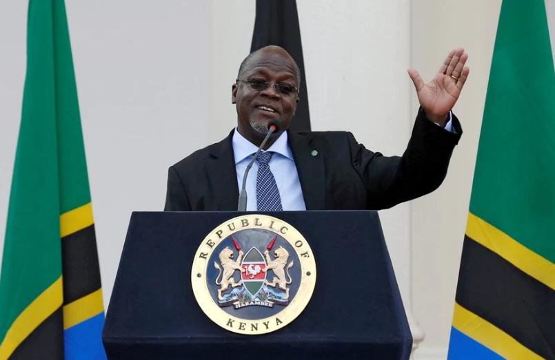 Скоропостижно скончался президент Танзании Джон Магуфули