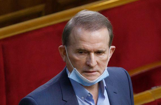 Соратникам Медведчука из «Украинского выбора» объявили подозрения