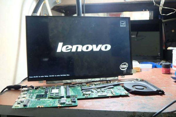 Быстрый и качественный ремонт ноутбуков Lenovo в Днепре