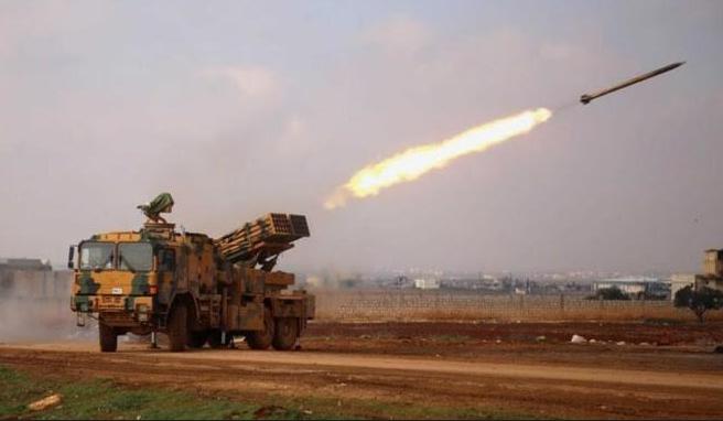 В Сирии российские наемники понесли большие потери