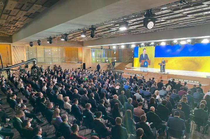 Зеленский заявил о чистке в рядах партии «Слуга народа»