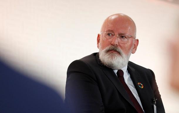 Вице-президент Еврокомиссия заявил, что Европе не нужен «Северный поток-2»