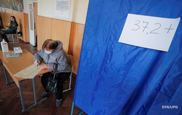 Довыборы в Раду на Ивано-Франковщине: данные экзит-пола